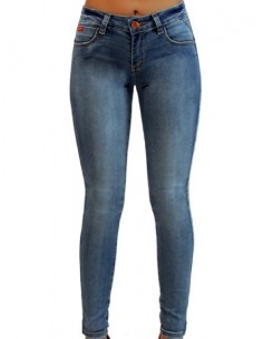 JEANS COLORS 9106, AZUL