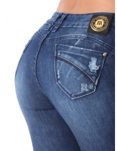 JEANS RATCHED