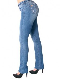 JEANS DOLLS BORDADO, 2413